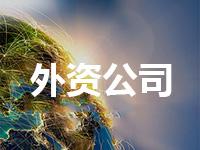 上海外资公司注册在上海的优势